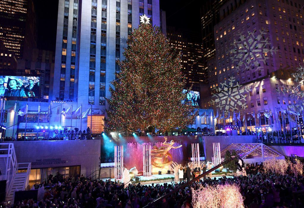 Christmas In New York: Top 10 Things To