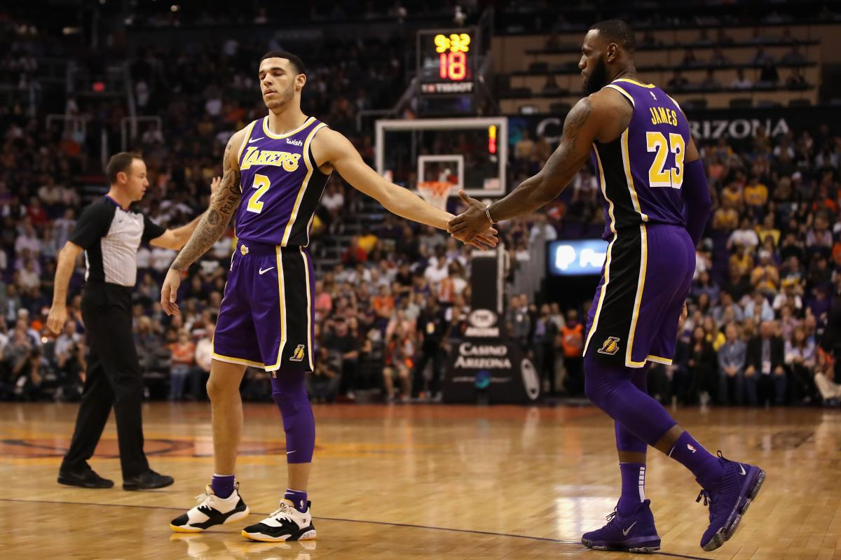 f1117f617dc1 Lakers News  LeBron James Has Lowest-Scoring Game With Los Angeles ...