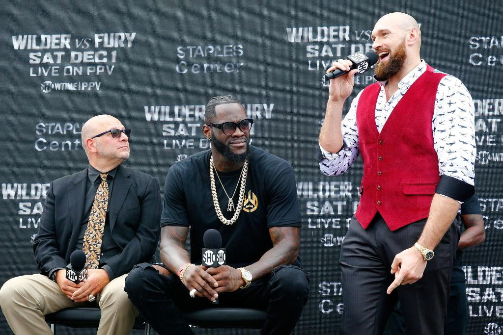 Deontay Wilder vs. Tyson Fury: Boxers make predictions for heavyweight title fight