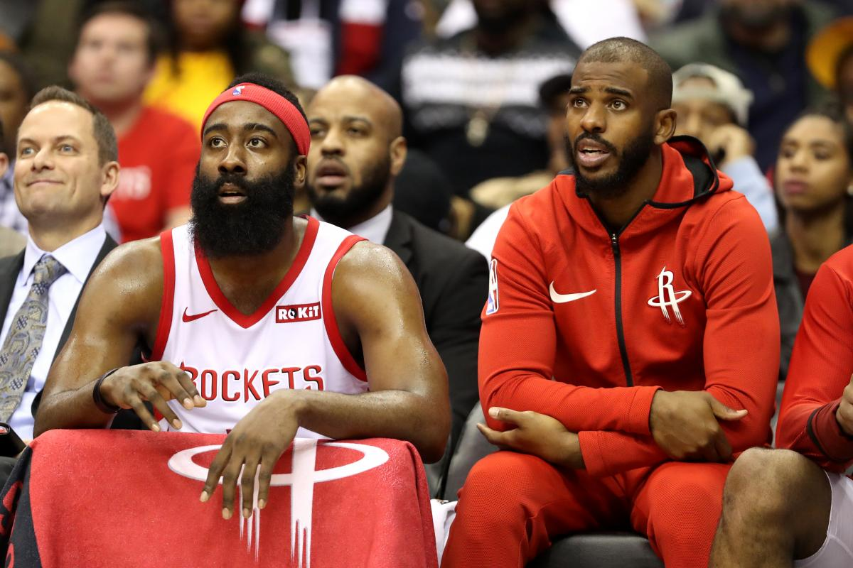 NBA Rumors: Rockets Dynamic Duo May Be Coming To An End