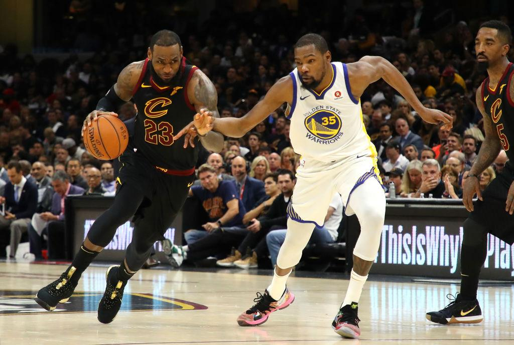e0cd0e42a539 NBA Rumors  Kevin Durant Could Join LeBron At Lakers For  Business  Ventures