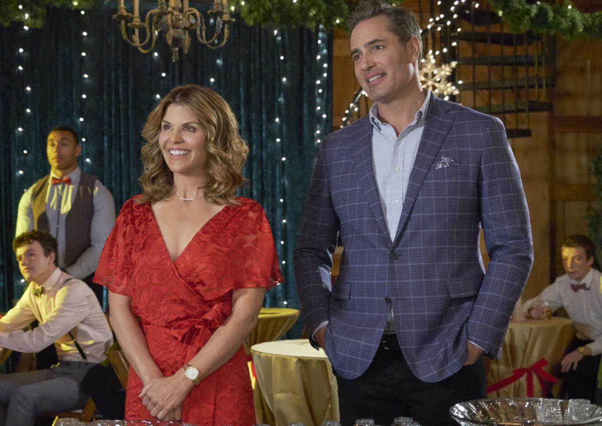 A Harvest Wedding Cast.Homegrown Christmas Hallmark Channel Premiere See Cast Trailer