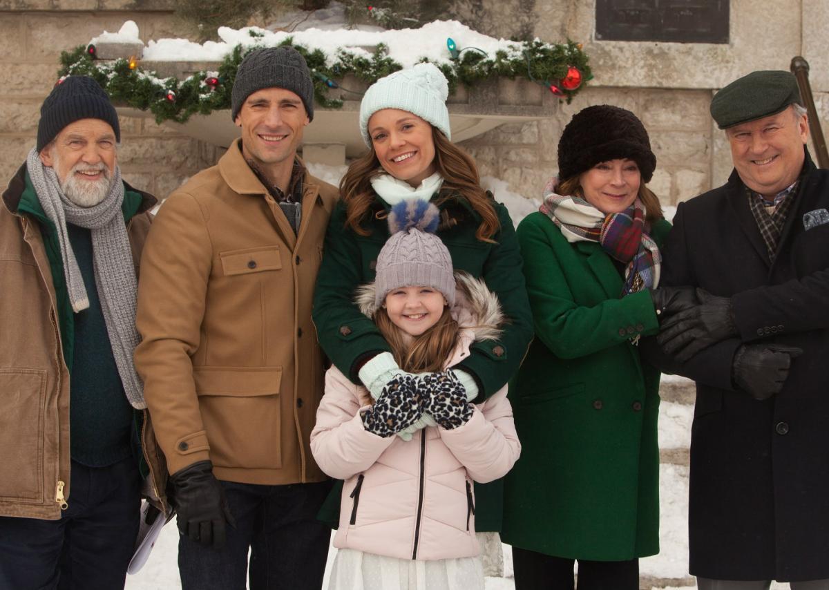 Andrew Walker Snowed Inn Christmas.A Christmas In Tennessee Lifetime Movie Premiere Cast