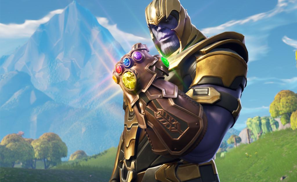 fortnite update epic games could bring back thanos to the game - epic update fortnite