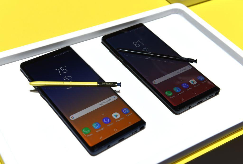 Samsung Accidentally Reveals Galaxy Note 10 Charging Features