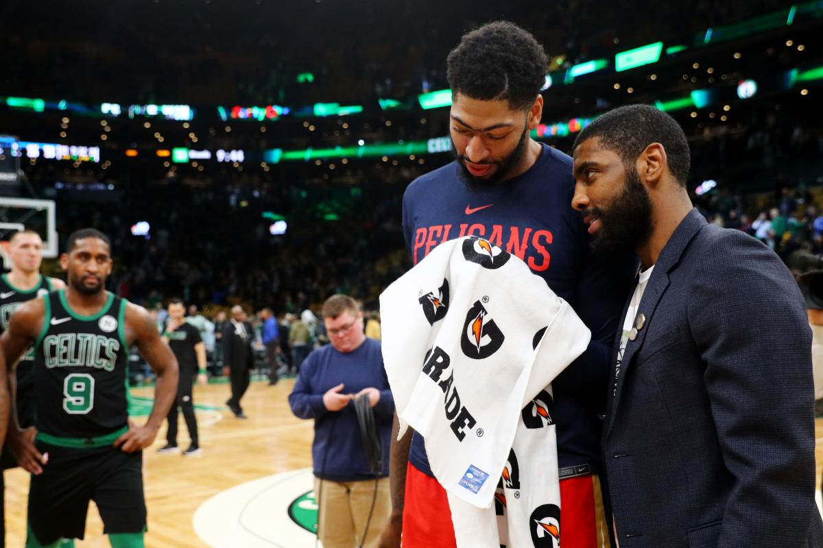 535cbf5dbf3 Anthony Davis Rumors  Lakers Unable To Match Celtics Trade Package