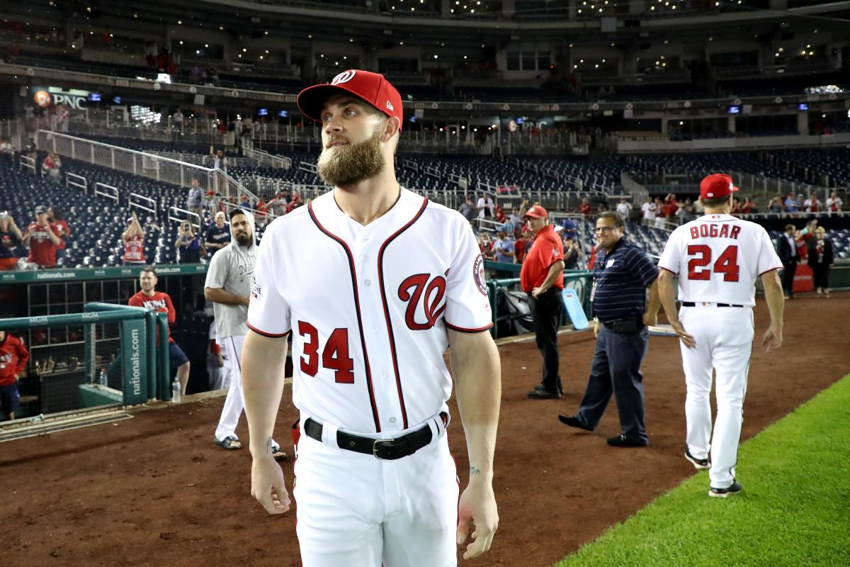MLB Predictions: Bryce Harper Will Get Record Contract As