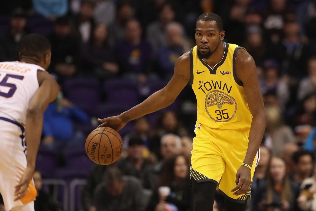1e7891fb381 Durant Will Stay With Warriors