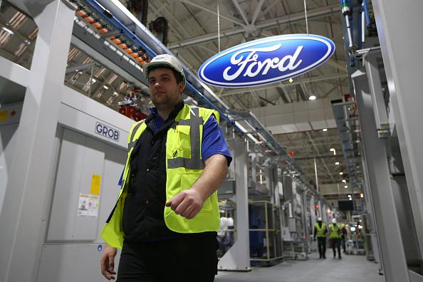 Ford News: Automaker To Add 450 US Jobs To Build Electric