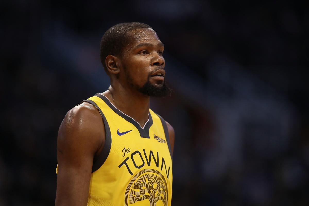 7ad1ab5e31cd Kevin Durant Should Leave Warriors