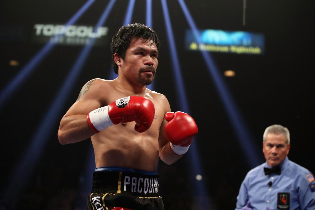 Manny Pacquiao's Ex-Opponent On Filipino Boxer: 'I Didn't Feel His Power Punches'