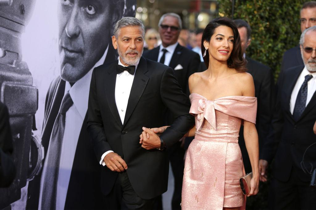 Truth About George Clooney's Wife Amal Demanding Divorce ...
