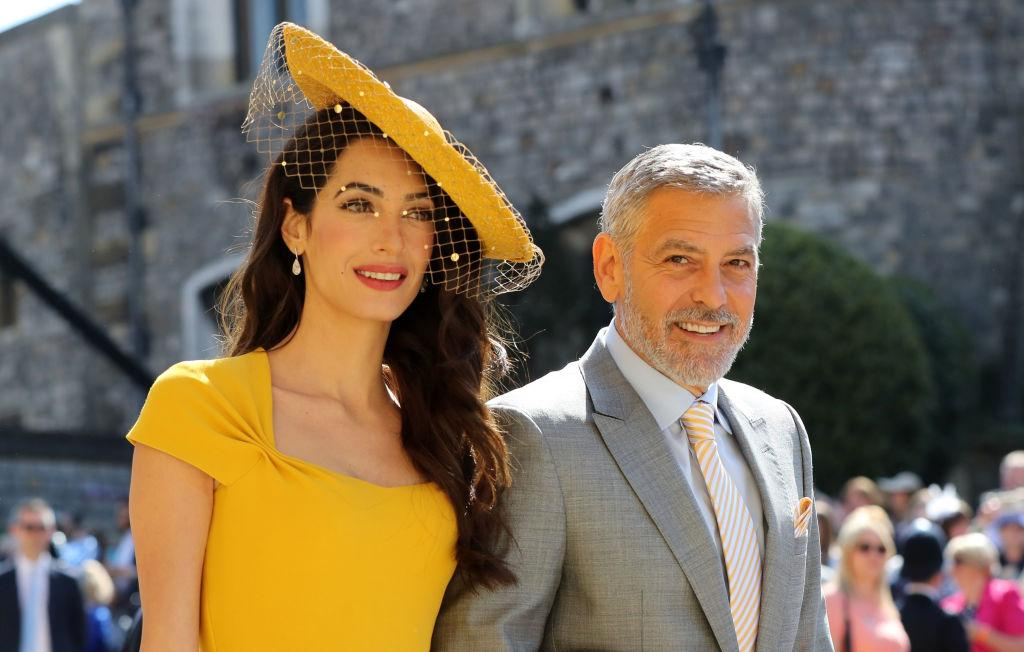 Truth About George Clooney's Relationship With Wife Amal