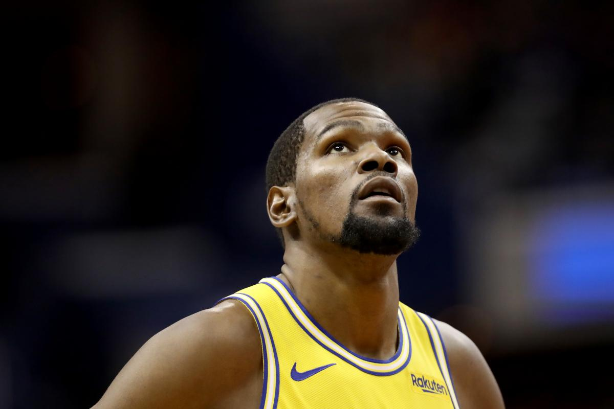 7aca45ec940 NBA Rumors  Kevin Durant Not A Fit For Lakers