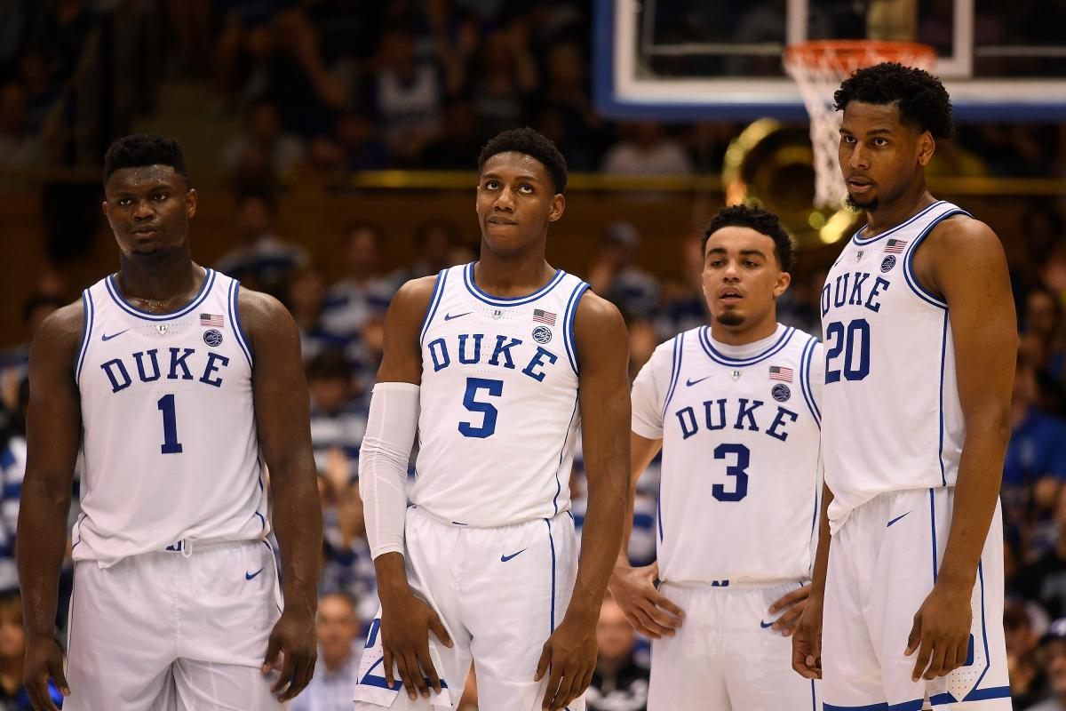 College Basketball Betting Odds: Will Duke Win The 2019