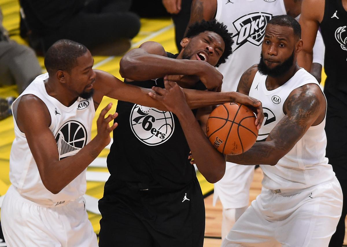2018 NBA All-Star Game - How to Watch Online