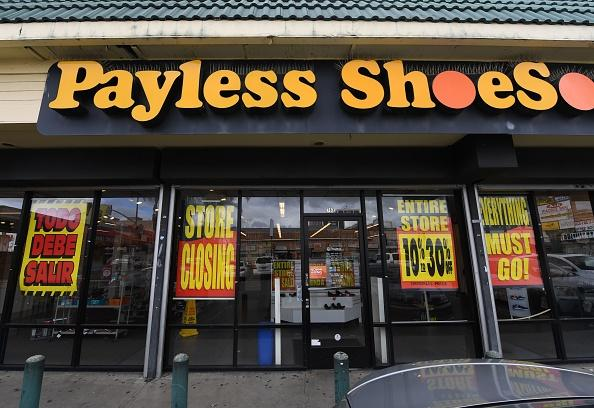 Payless return policy