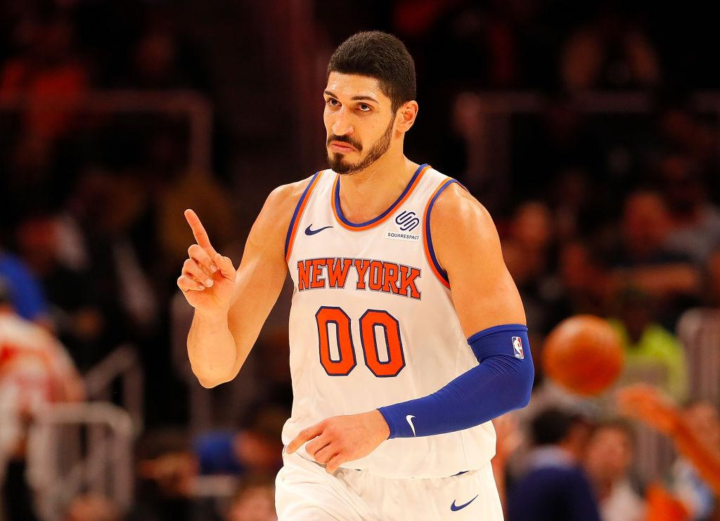 NBA: Former Knicks Player Claims Team Management Scaring