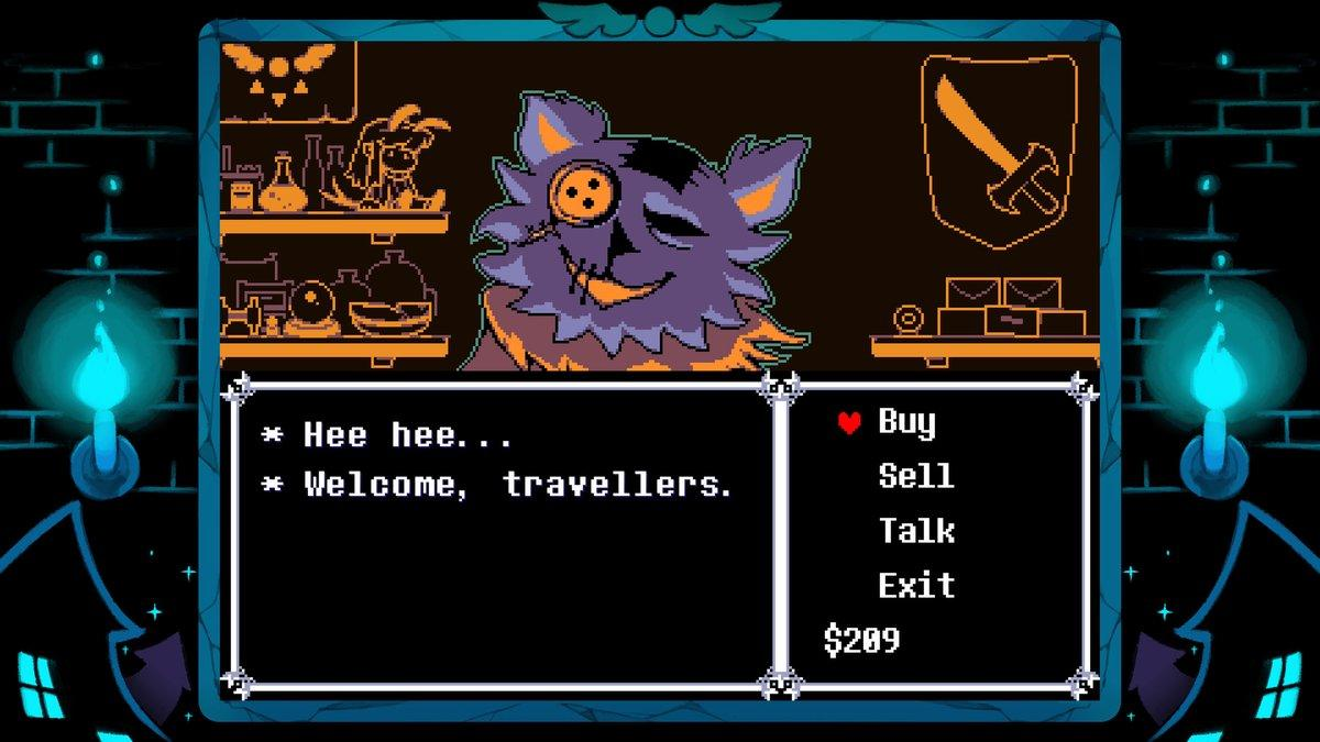 Deltarune' Coming To PS4 Late February