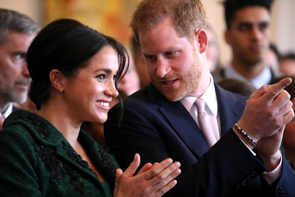Meghan Markle, Prince Harry Reportedly Keeping Archie Away...