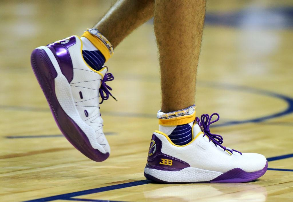 3523afd4638 NBA Rumors  Lonzo Ball Looking For Fit Shoes After Dumping Big ...