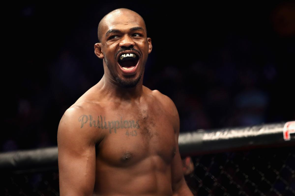 UFC: Jon Jones Didn't Intimidate Middleweight Fighter In Sparring Session