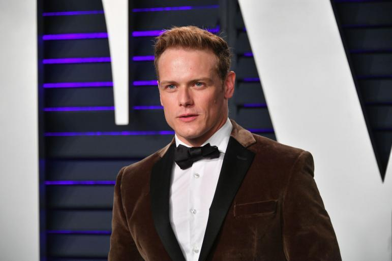 Outlander' Star Sam Heughan Is Ready To Be King Of Scotland