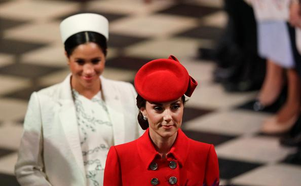 How Kate Middleton, Meghan Markle's Feud Caused Supporters To Turn On Each Other