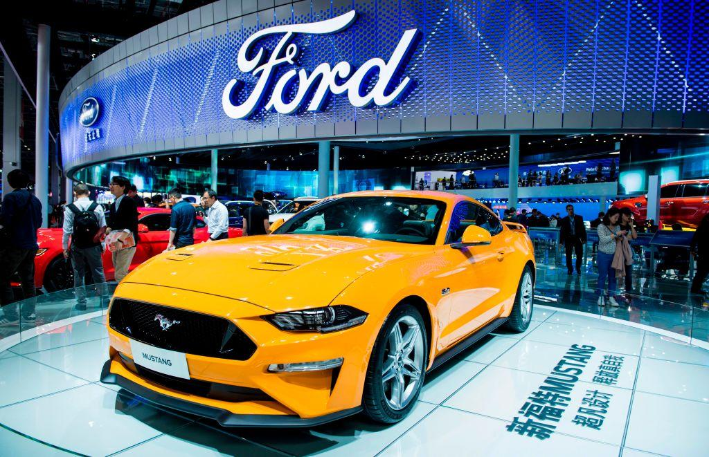 ford to launch all