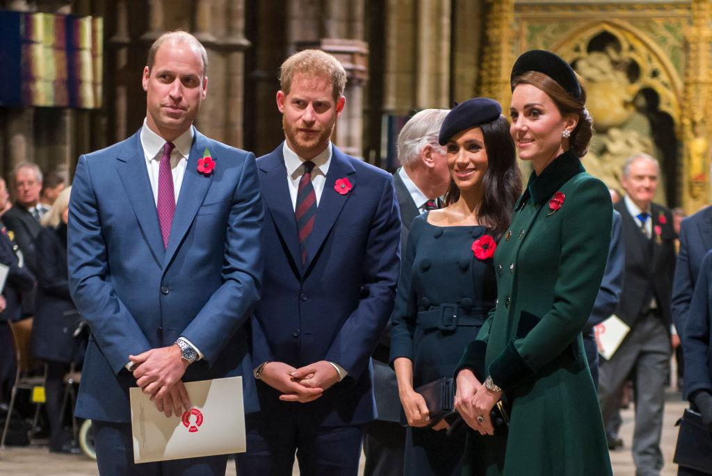 Princes William, Harry, Kate Middleton, Meghan Markle Didn't Snub Princess Beatrice's Engagement
