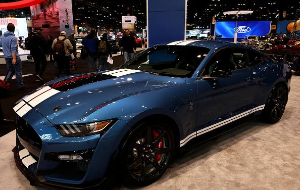 Pick Your Paint Color Ford S 2020 Mustang Gt500 Comes In