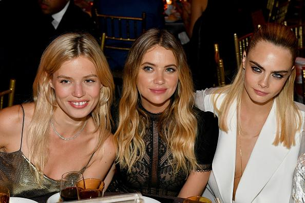 Cara Delevingne And Ashley Benson Probably Aren T Engaged Here S Why