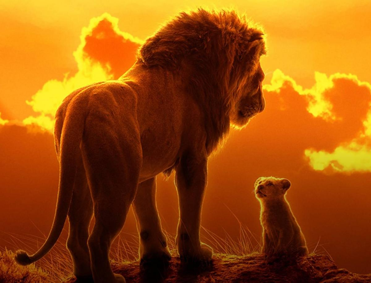 Lion King 2019 Remake Movie Voice Cast Behind Simba