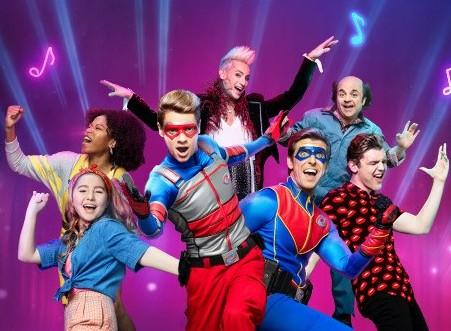 Is The 'Henry Danger The Musical' Cast Actually Singing? All