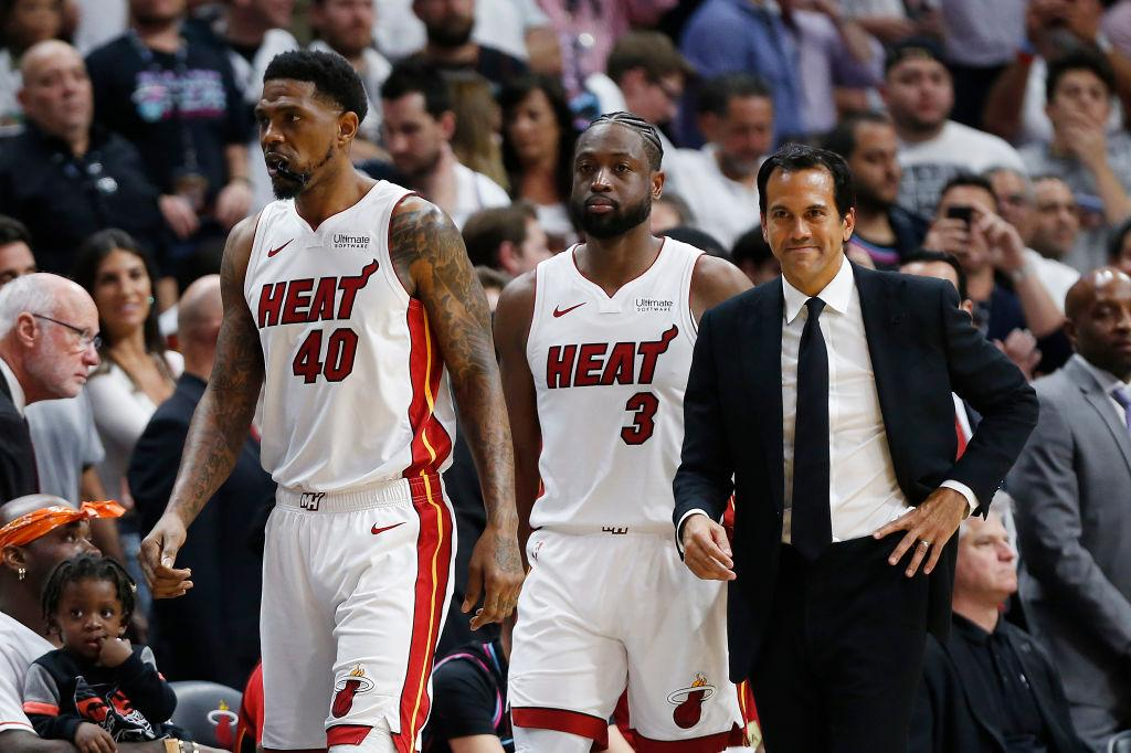 buy popular 4c1cd 389b0 NBA Rumors: Heat Expect To Sign Forward To Fill Roster Spot