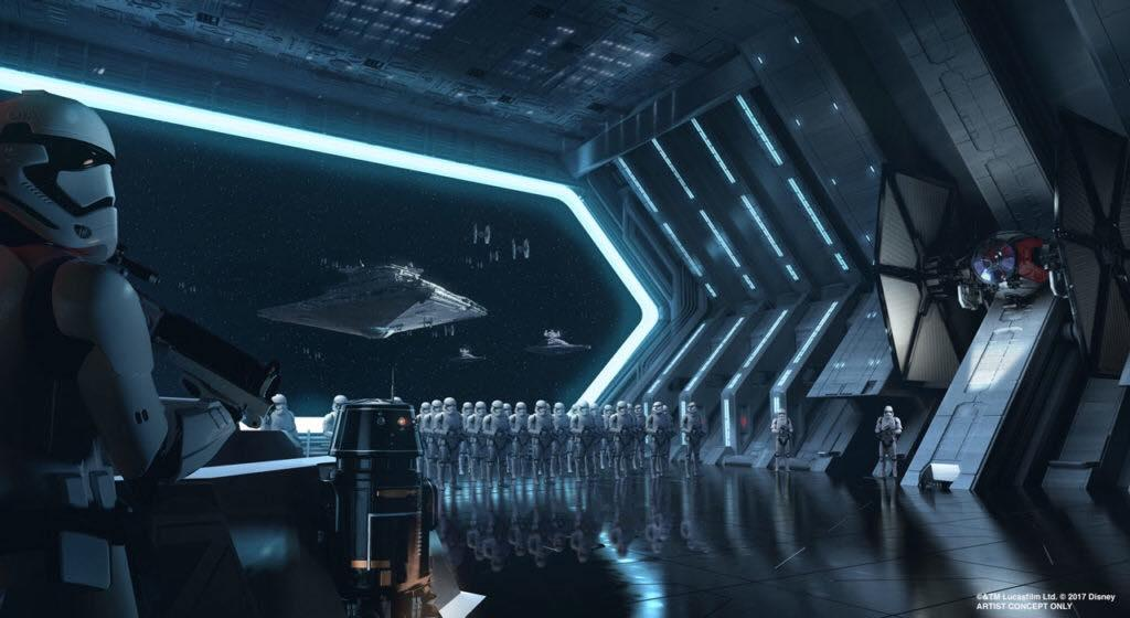 Star Wars Episode 9 Star Destroyers Don T Belong To Empire First Order