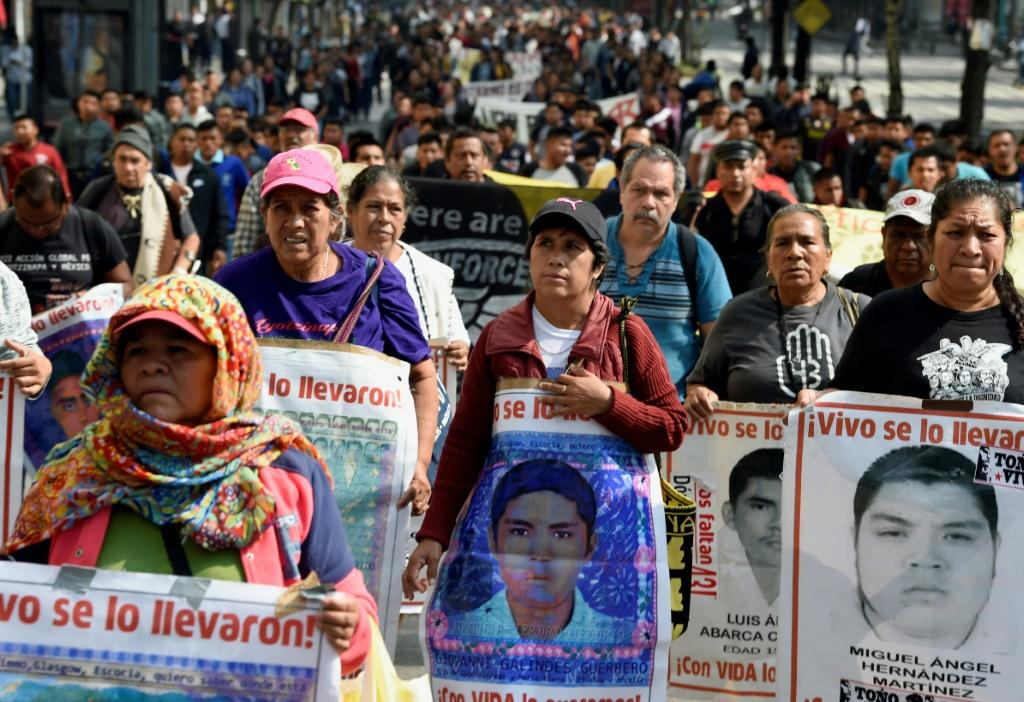 Five Years On, 43 Missing Students Still Haunt Mexico