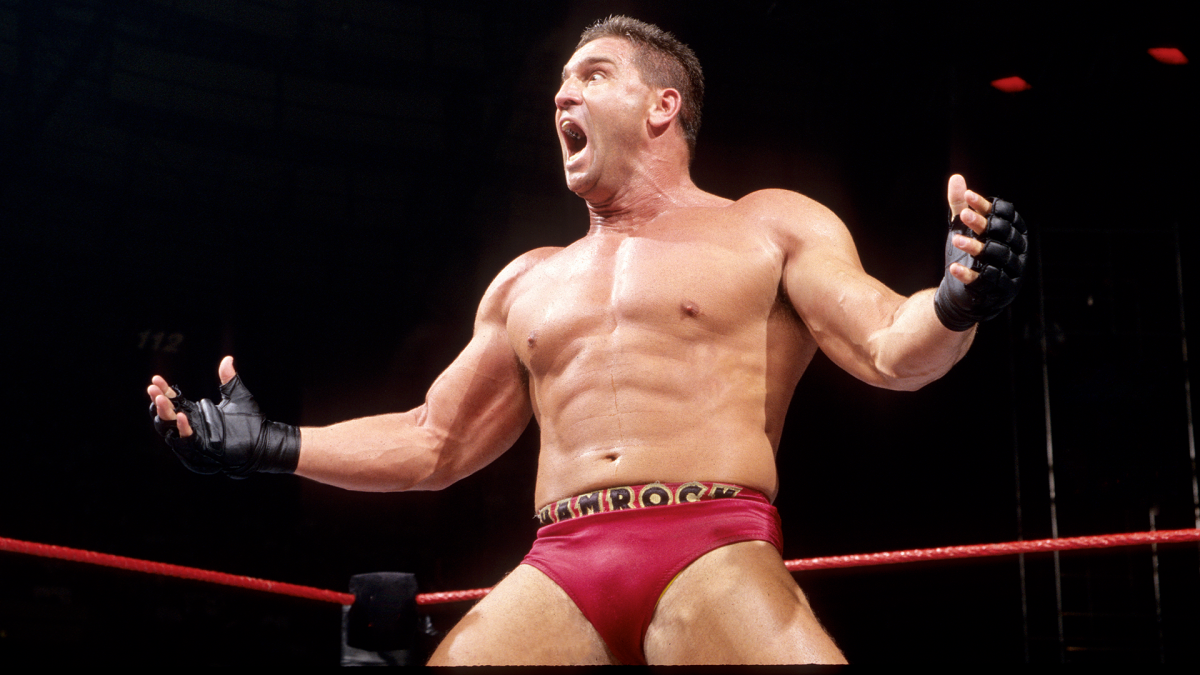 Ufc Legend Ken Shamrock Says He Learned This Skill From Mike Tyson