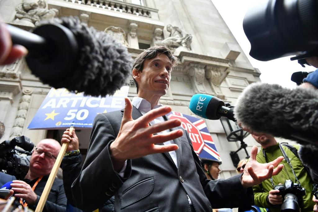 PM Candidate Quits Parliament To Run For London Mayor