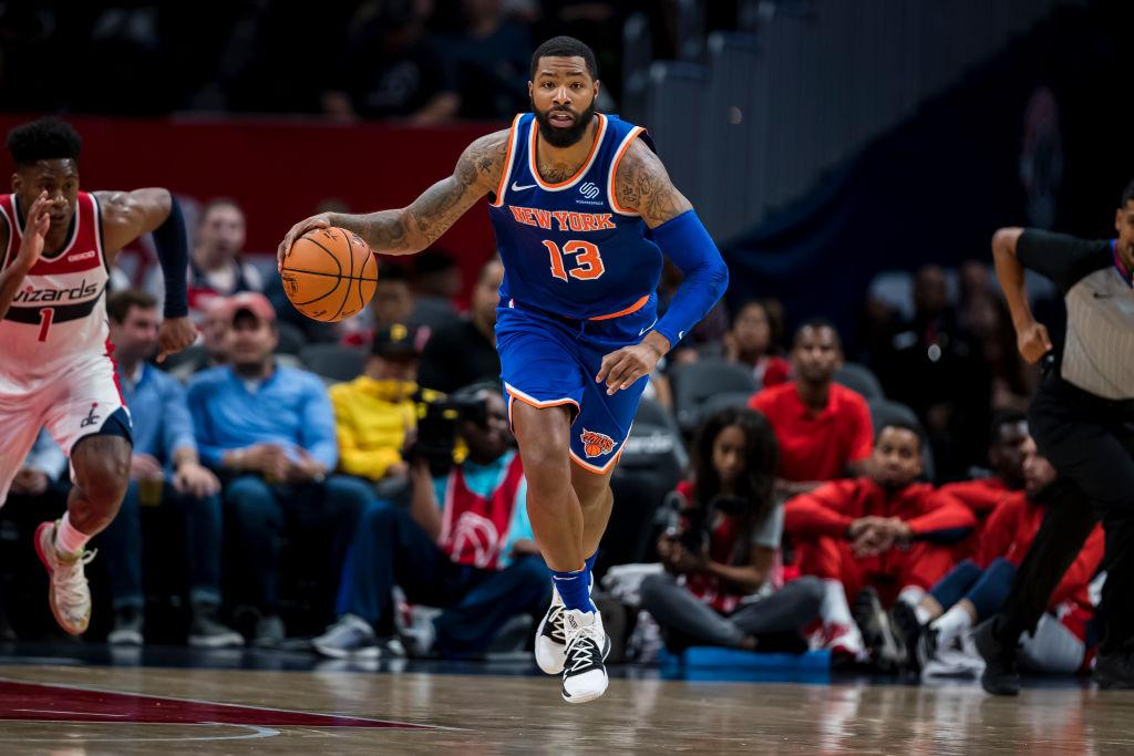 NBA: Marcus Morris 'Thankful' For New York Knicks After Trade To The LA Clippers