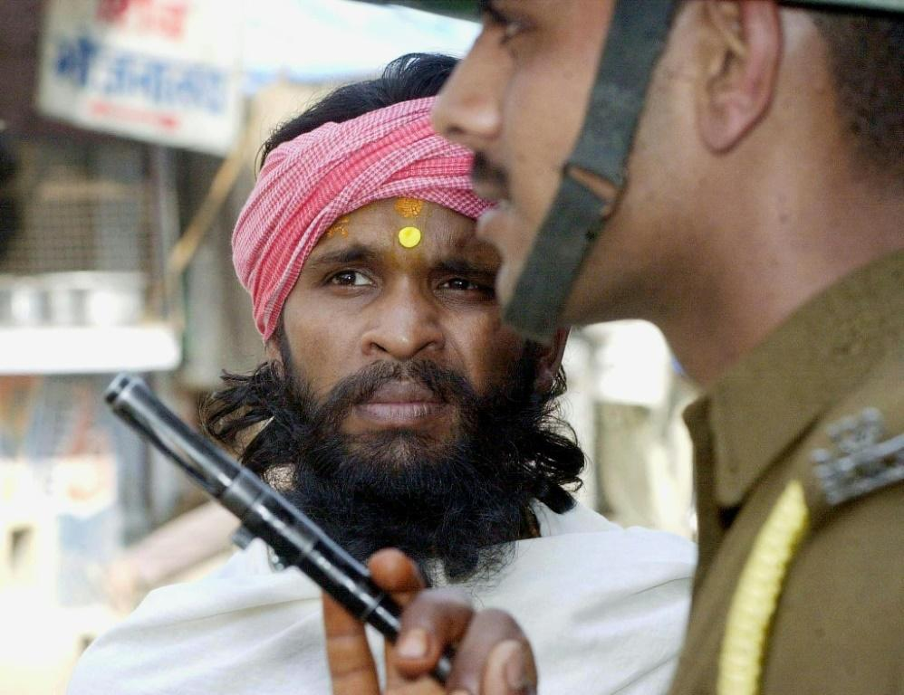 India Tightens Security Clampdown Ahead Of Divisive Temple