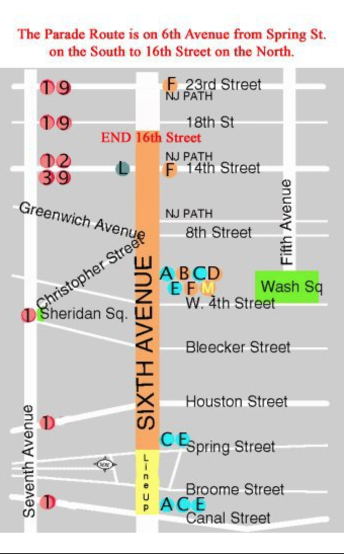 Nyc Halloween Parade 2020 Map NYC Halloween Parade 2019: Route Map, TV Info And Viewing Spots