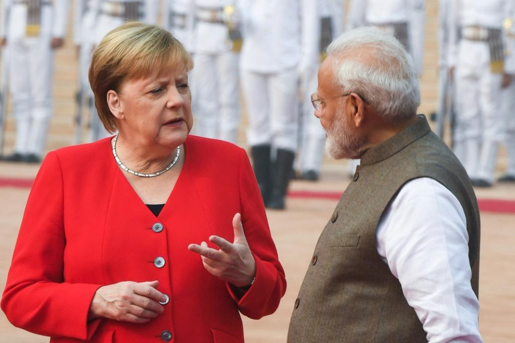 European Union, India Meet At Virtual Summit To...