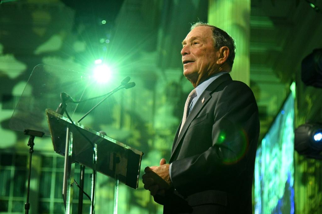 Bloomberg Campaign Claims It Has `Very Damaging` Info...