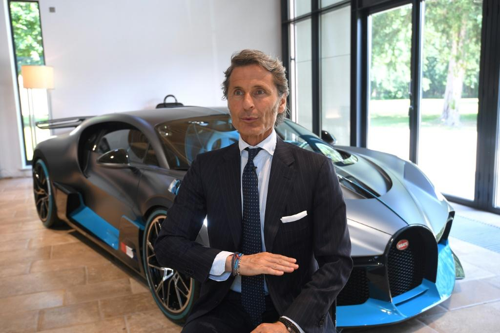 Bugatti Touts Green Ambitions While Storming Full Speed...
