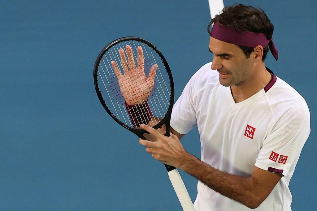 Federer Stages Great Escape To Reach Australian Open...