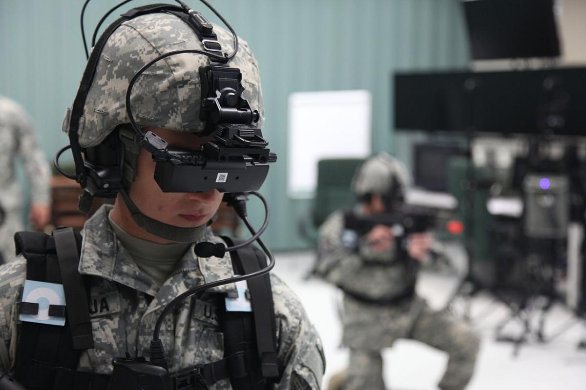 The US Army Is Using Virtual Reality To Enhance Training, And Saving Taxpayer Dollars