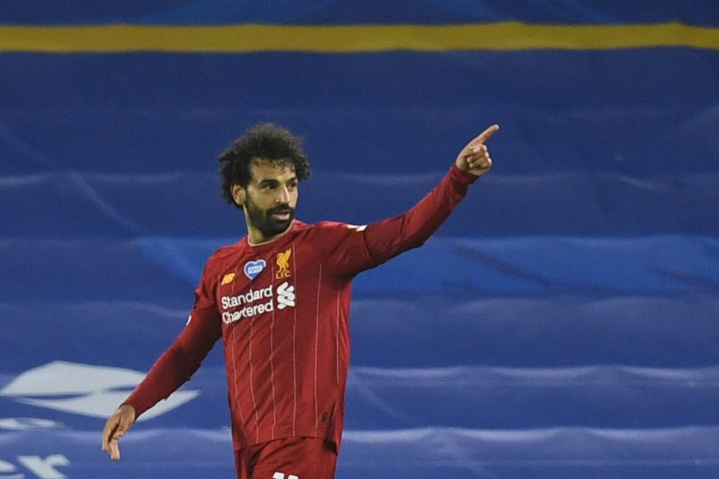 Liverpool News: Salah In High Spirits, Could Return In ...