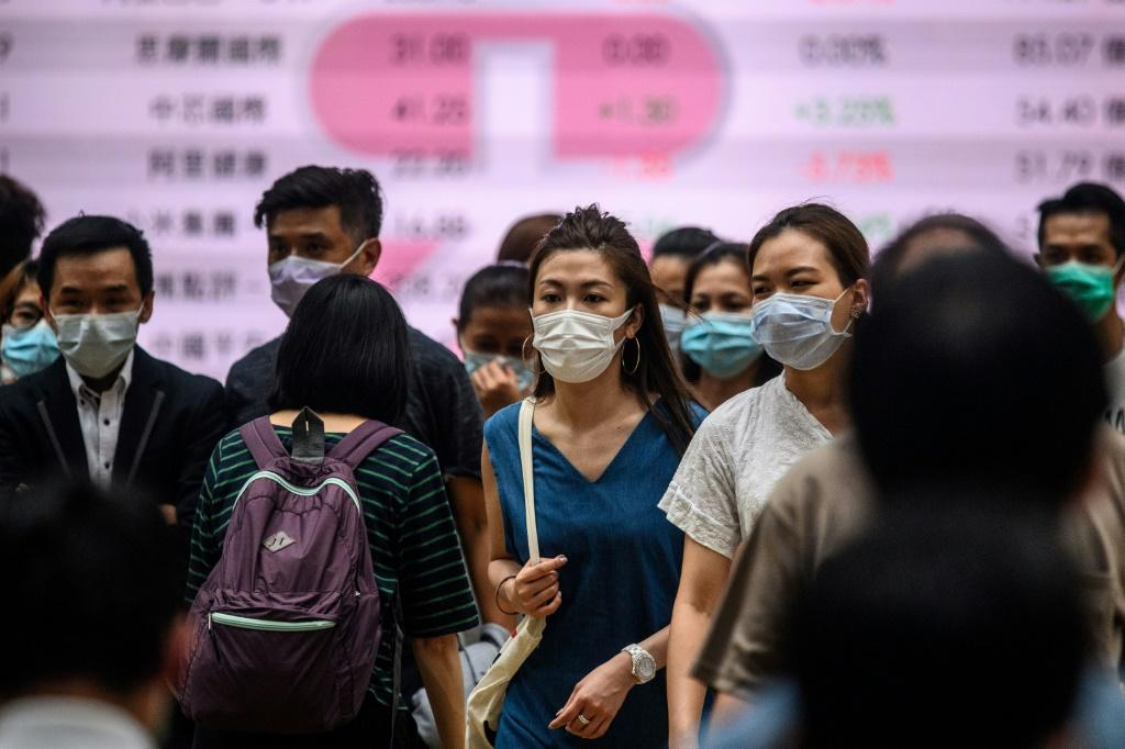 Success Story Hong Kong Reimposes Tough New Virus...