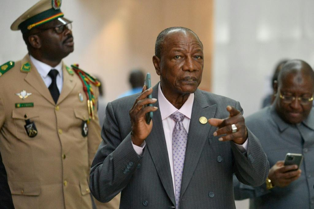 Guinea Ruling Party Asks President To Run For...